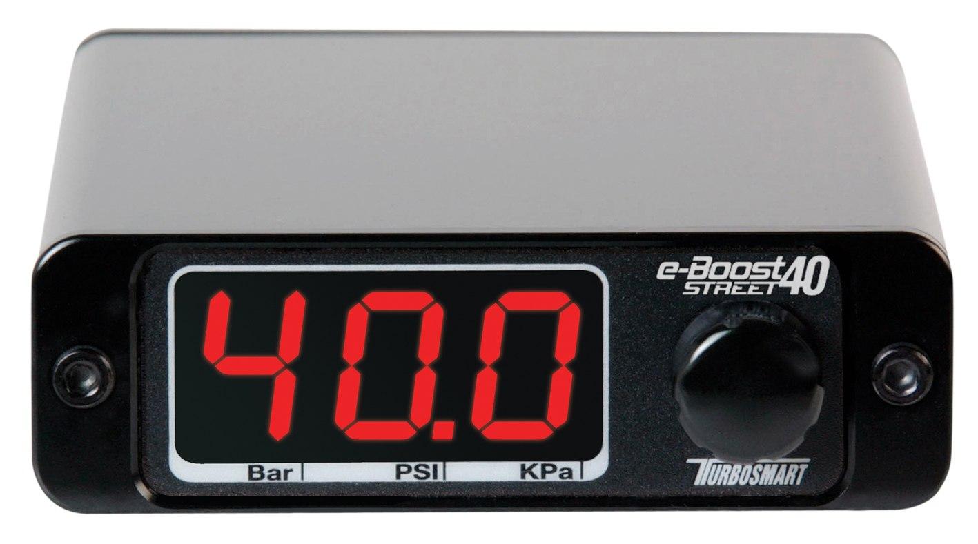 Turbosmart Electronic Boost Controller EBOOST STREET 2,7 Bar - GRUBYGARAGE - Sklep Tuningowy